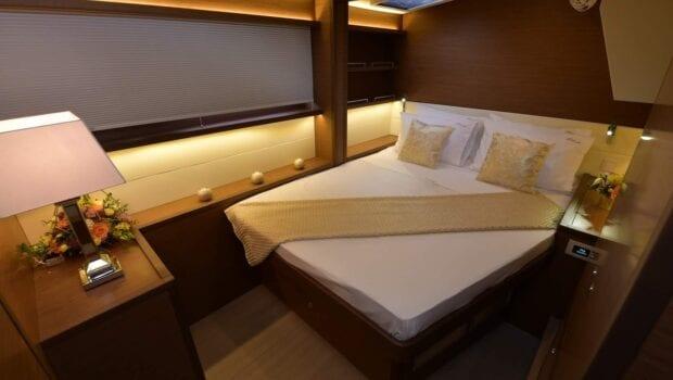 flo catamaran exterior cabins (1) - Valef Yachts Chartering