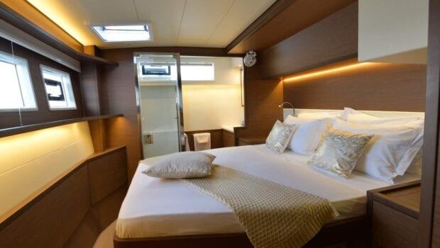 flo catamaran exterior cabins (5) - Valef Yachts Chartering