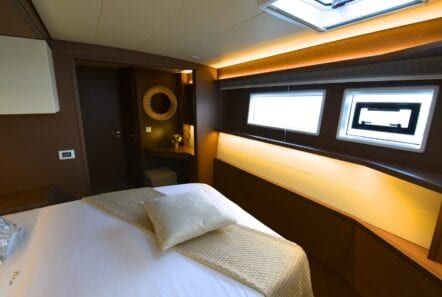 flo catamaran exterior cabins (7) - Valef Yachts Chartering