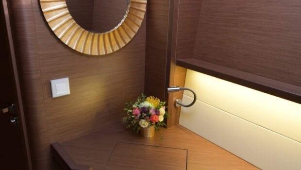 flo catamaran exterior cabins (8) - Valef Yachts Chartering