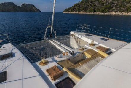 flo catamaran exterior spaces (32) - Valef Yachts Chartering