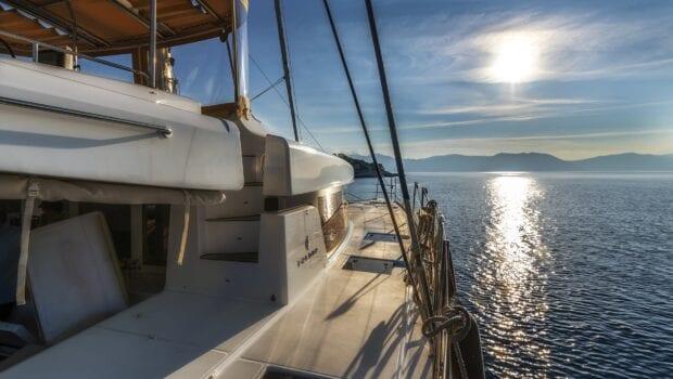 flo catamaran exterior views (2) - Valef Yachts Chartering