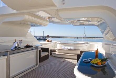 mercury megayacht fabulous sundeck (1) - Valef Yachts Chartering