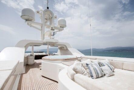 mercury megayacht fabulous sundeck (2) - Valef Yachts Chartering