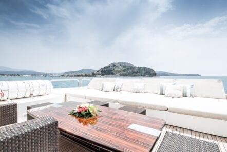 mercury megayacht fabulous sundeck (3) - Valef Yachts Chartering