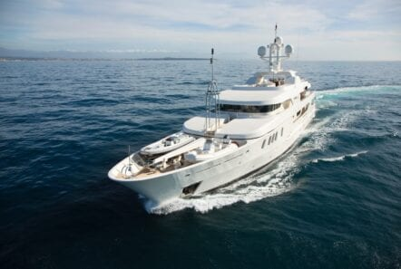mercury megayacht profile (2) - Valef Yachts Chartering