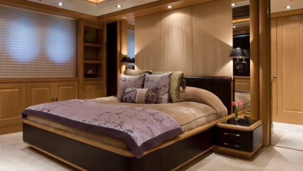 mercury megayacht vip suite (2) - Valef Yachts Chartering