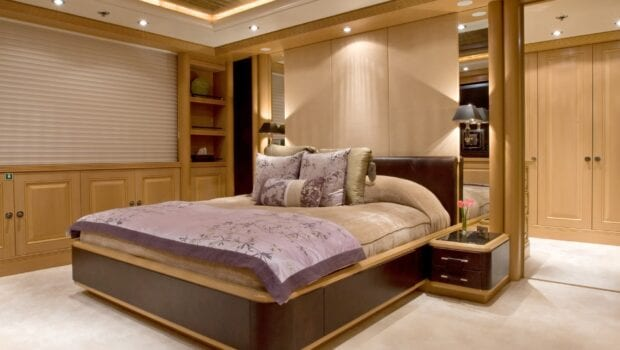 mercury megayacht vip suite (3) - Valef Yachts Chartering