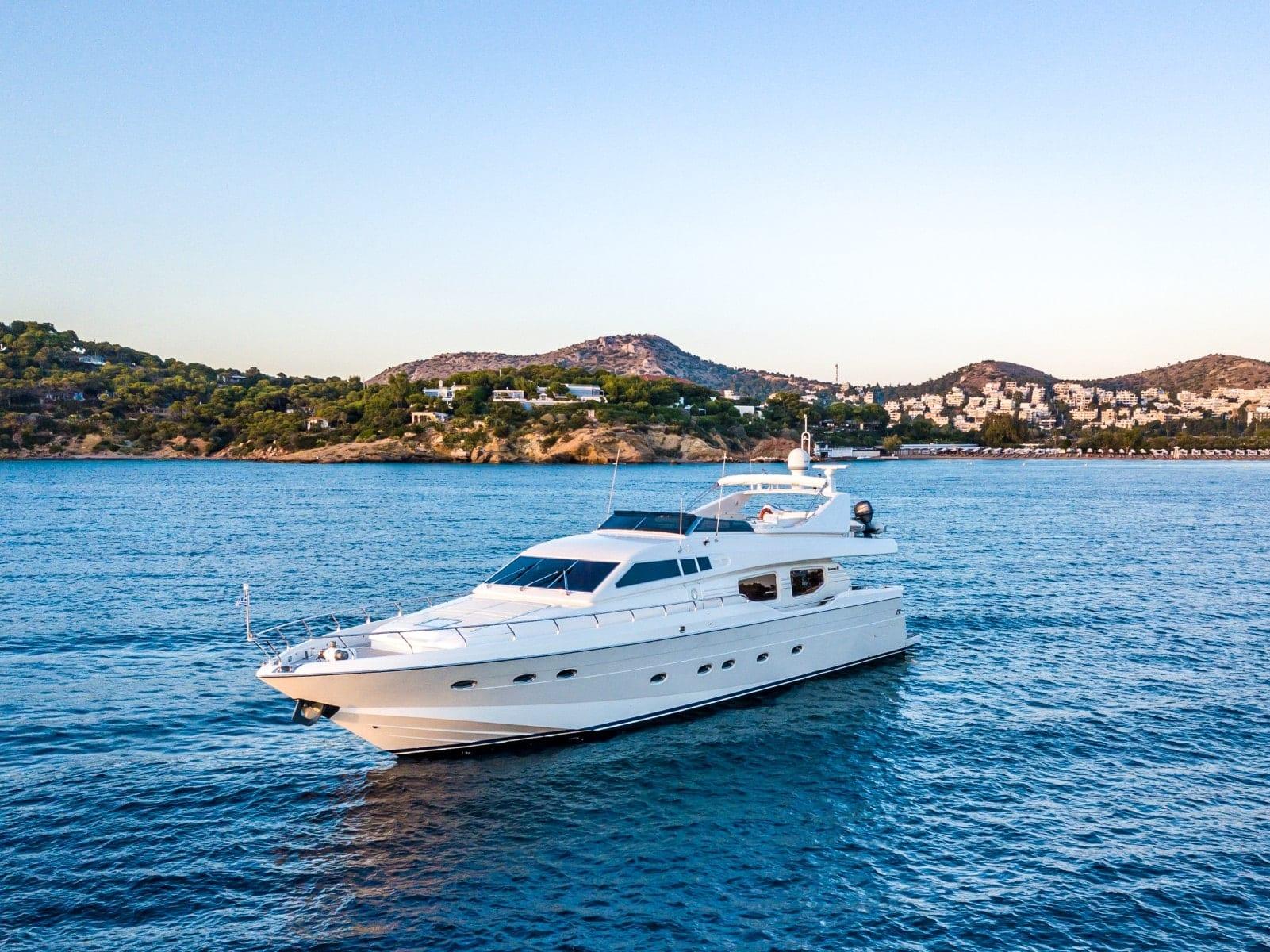 pareaki motor yacht exterior profile (2) (Custom) min - Valef Yachts Chartering
