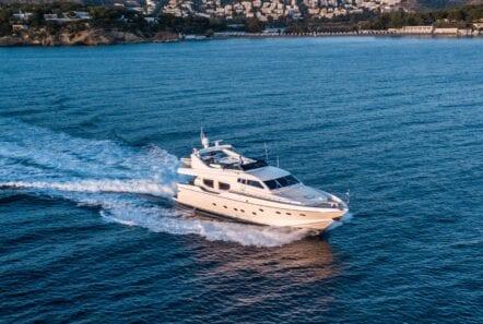 pareaki motor yacht exterior profile (3) (Custom) min - Valef Yachts Chartering