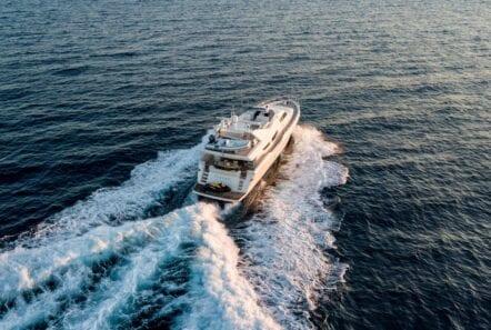 pareaki motor yacht exterior profile (4) (Custom) min - Valef Yachts Chartering