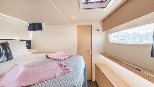 pi2 catamaran cabin (14) (Custom) min - Valef Yachts Chartering
