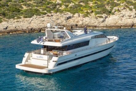 the bird motor yacht exterior profiles (2) min - Valef Yachts Chartering
