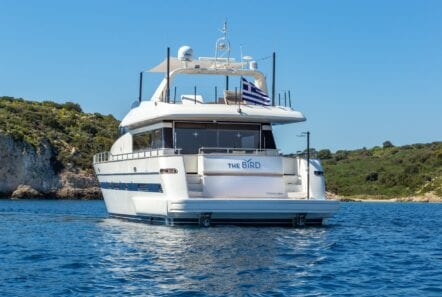 the bird motor yacht exterior profiles (3) min - Valef Yachts Chartering