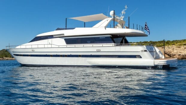 the bird motor yacht exterior profiles (4) min - Valef Yachts Chartering