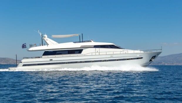 the bird motor yacht exterior profiles (8) min - Valef Yachts Chartering