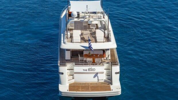 the bird motor yacht exterior profiles (9) min - Valef Yachts Chartering