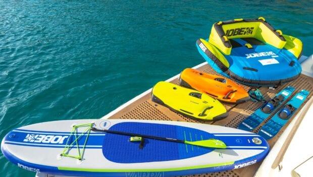 the bird motor yacht sea toys (2) - Valef Yachts Chartering