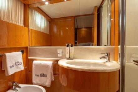 the bird motor yacht twins (2) min - Valef Yachts Chartering