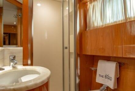 the bird motor yacht twins (4) min - Valef Yachts Chartering