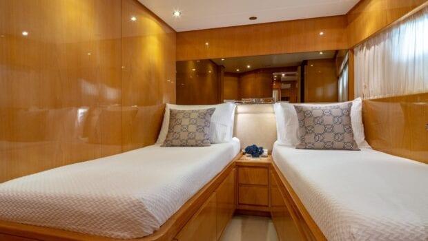 the bird motor yacht twins (5) min - Valef Yachts Chartering