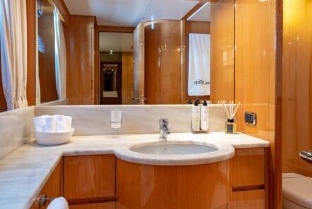 the bird motor yacht vip suite (6) min - Valef Yachts Chartering