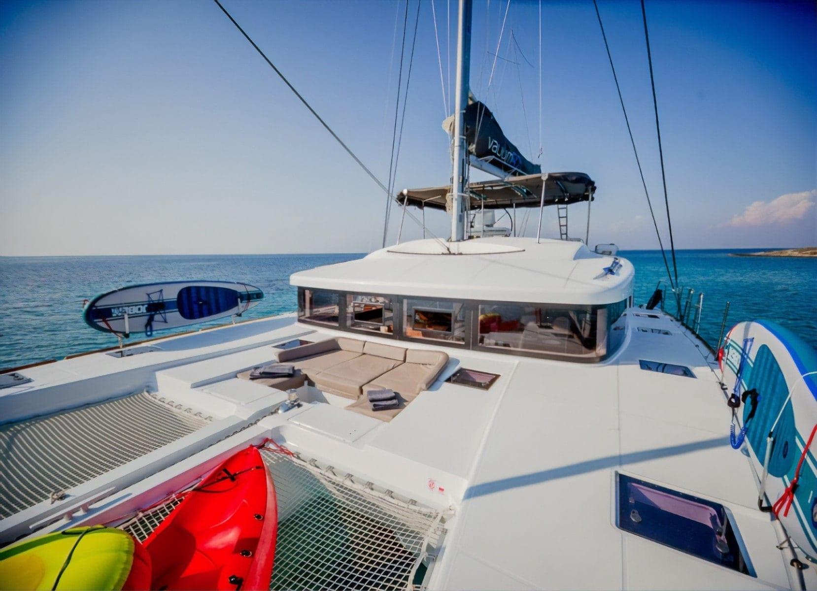 valium 52 catamaran net - Valef Yachts Chartering