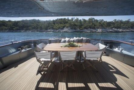 princess l motor yacht aft deck min - Valef Yachts Chartering