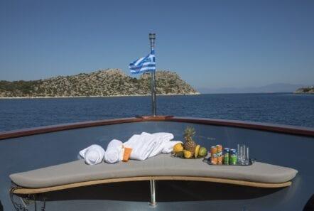 princess l motor yacht bow min - Valef Yachts Chartering