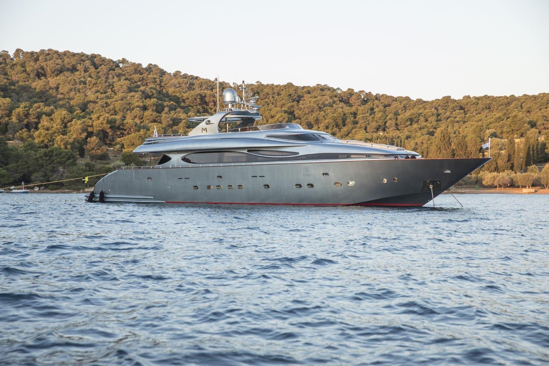 princess l motor yacht maiora 108 min - Valef Yachts Chartering
