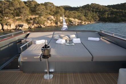 princess l motor yacht sundeck (1) min - Valef Yachts Chartering