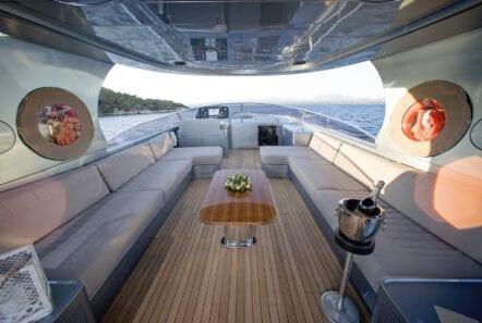 princess l motor yacht sundeck (2) min - Valef Yachts Chartering