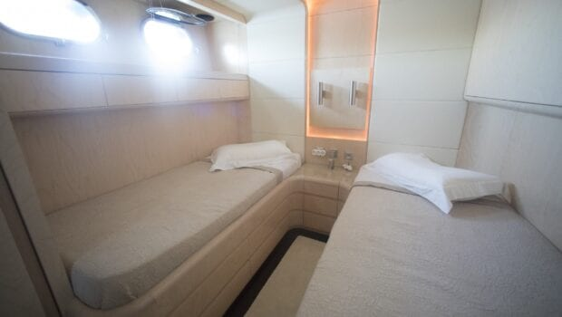 princess l motor yacht twin cabins (1) min - Valef Yachts Chartering