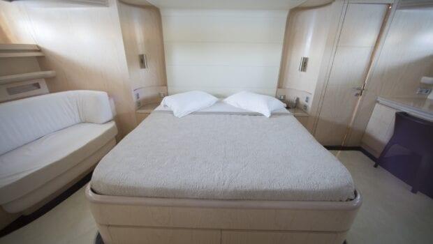 princess l motor yacht vip lower deck min - Valef Yachts Chartering