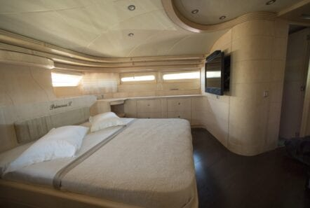 princess l motor yacht vip main deck1 min - Valef Yachts Chartering
