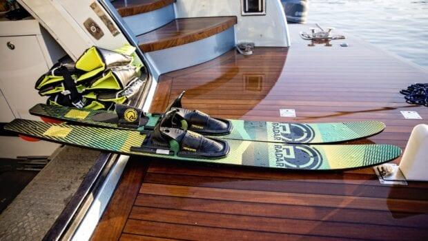 princess l motor yacht water toys (1) min - Valef Yachts Chartering