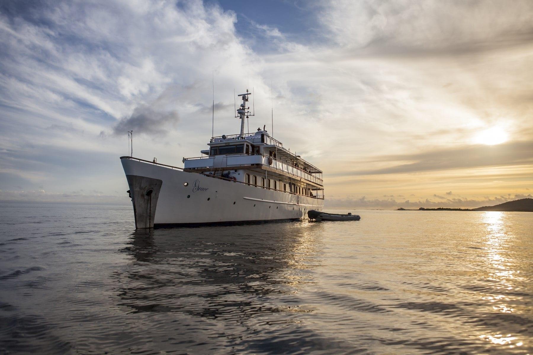 Grace Blue Sunset (Custom) min - Valef Yachts Chartering
