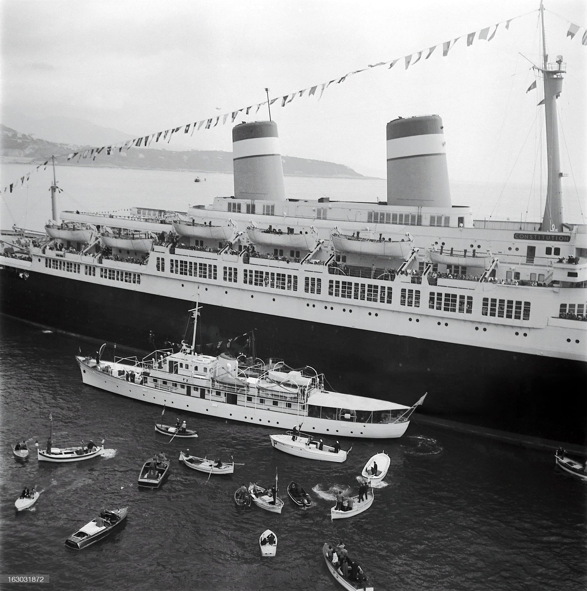 Grace History 2 min - Valef Yachts Chartering
