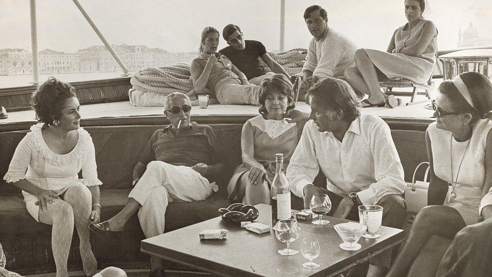 Grace Gallery History 5 min - Valef Yachts Chartering