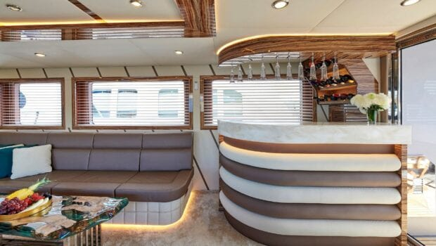 wide liberty motor yacht  (15) min - Valef Yachts Chartering