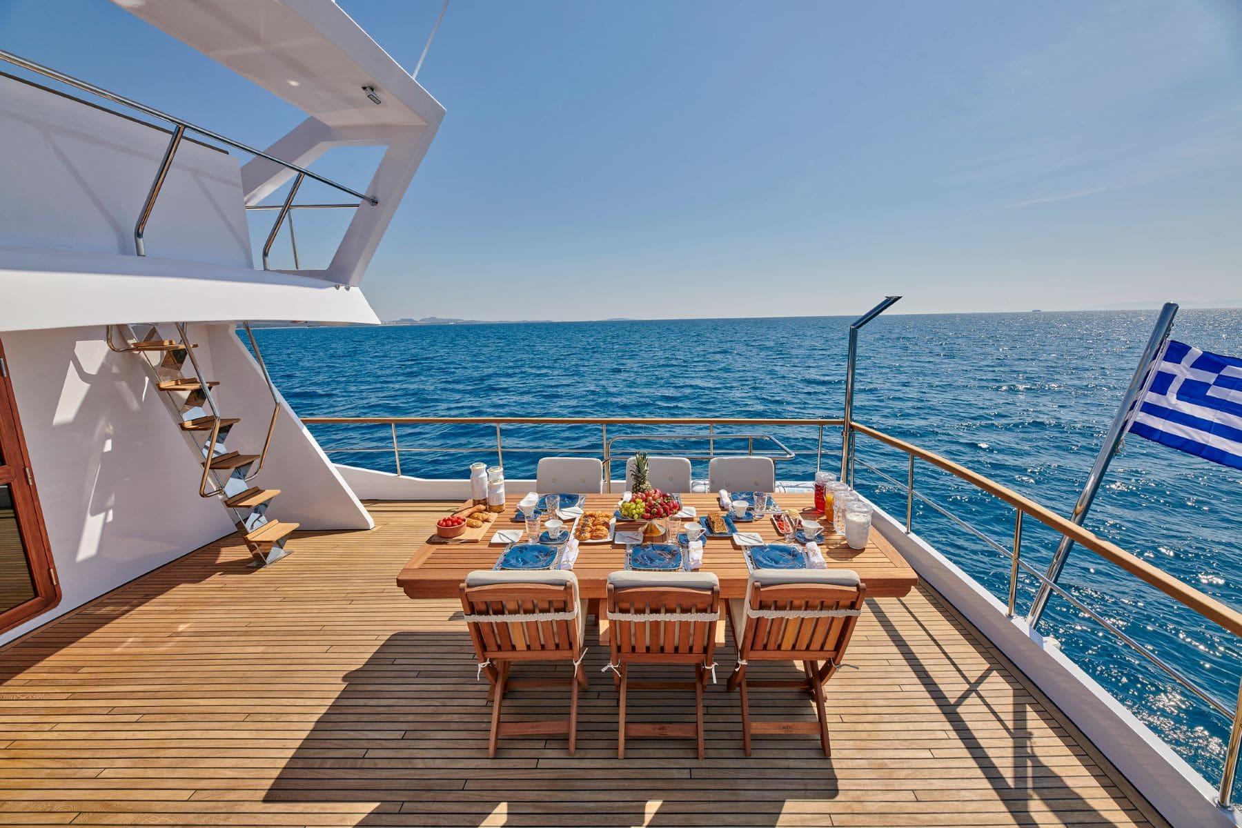 wide liberty motor yacht  (21) min - Valef Yachts Chartering