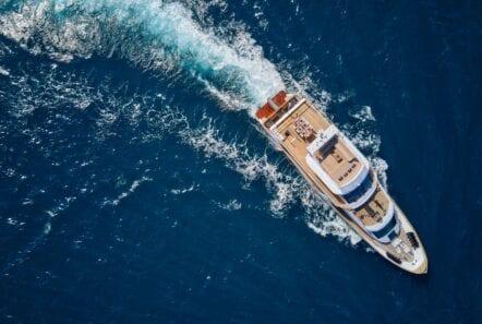 wide liberty motor yacht aerials (2) min - Valef Yachts Chartering