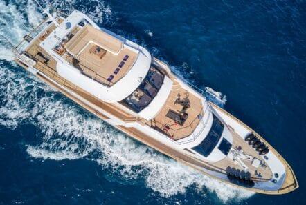wide liberty motor yacht aerials (4) min - Valef Yachts Chartering