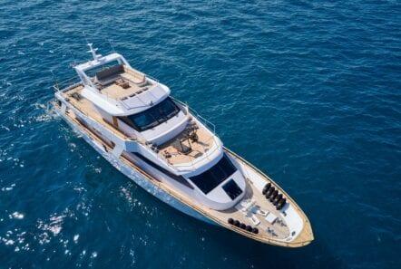 wide liberty motor yacht decks min - Valef Yachts Chartering